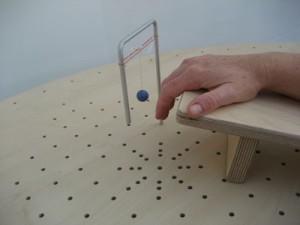 Bewegungsstimulation der Finger